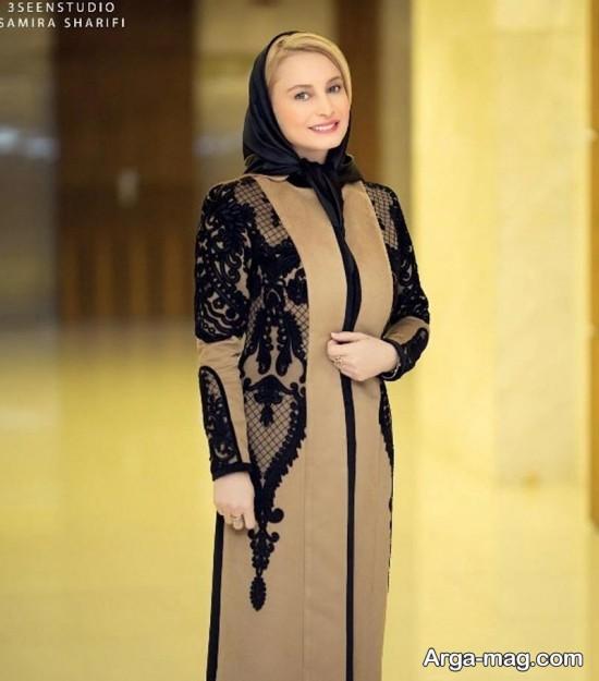 مریم کاویانی در بهمن 96