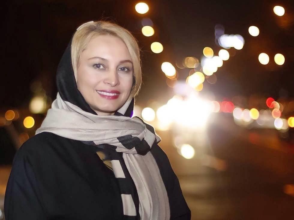 مانتو سنتی اصفهان مریم کاویانی مهمان شبکه اصفهان شد
