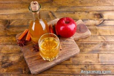 توصیه های مهم در رابطه با استفاده از ماسک سرکه سیب