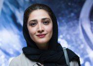 عکس های منتشر شده از بازیگر سریال تنهایی لیلا در سینما ملت