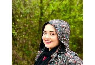 رونمایی از چهره مادرشوهر و خواهرشوهر نرگس محمدی در فضای مجازی