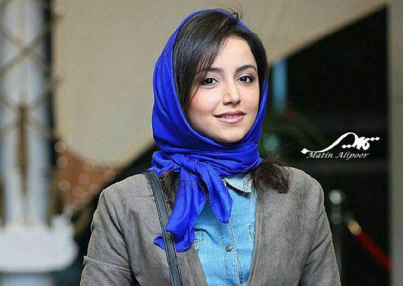 عکس هایی لاکچری از بانوی جوان سینمای ایران در سینما ملت