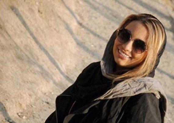 دختر مهراب قاسم خانی در کنار مادرش(همسر سابق مهراب)+عکس
