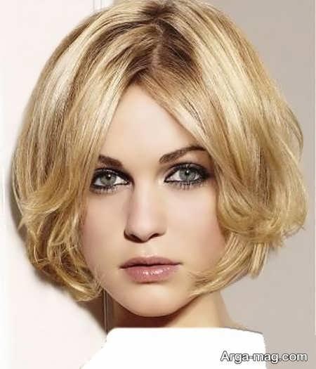 مدل موی زیبا و متفاوت پر