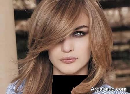 مدل مو زنانه پر