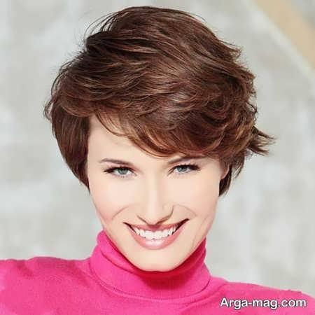 مدل موی زنانه و زیبا پر