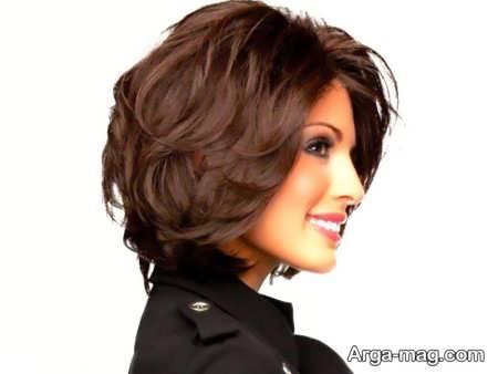 مدل موی پر زنانه