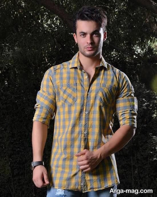 مدل پیراهن مردانه متفاوت