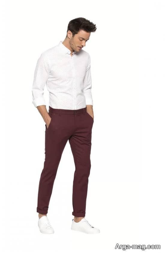 مدل جدید پیراهن و شلوار مردانه