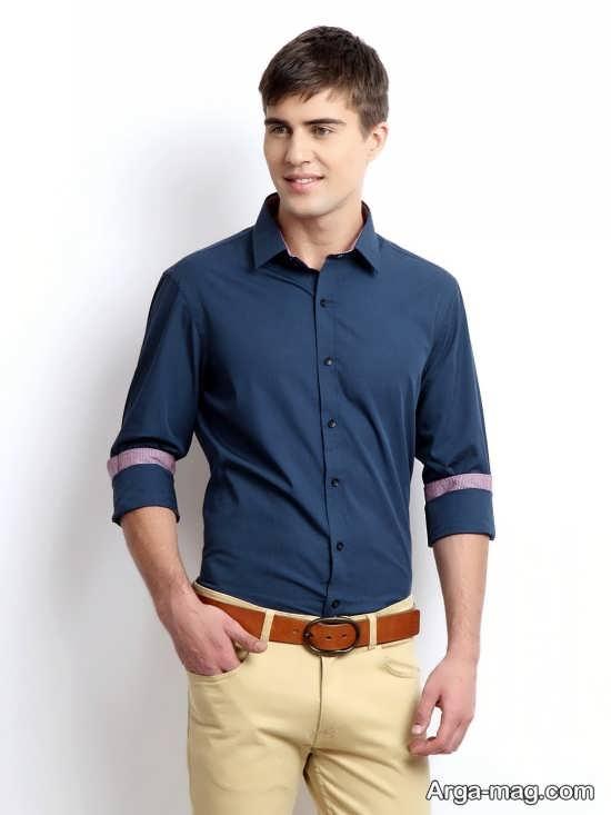 پیراهن و شلوار مردانه برای استایل خاص
