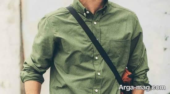 پیراهن مردانه تک
