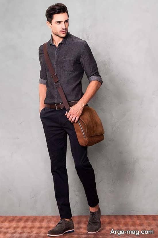 پیراهن و شلوار مردانه رسمی