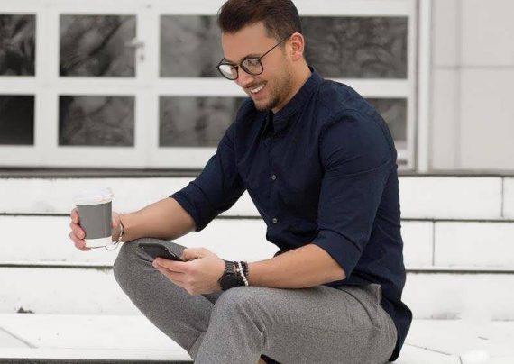 مدل پیراهن و شلوار مردانه تک و شیک