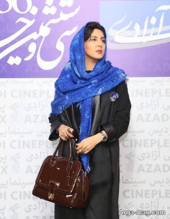 لیلا بلوکات در جشنواره فجر 96