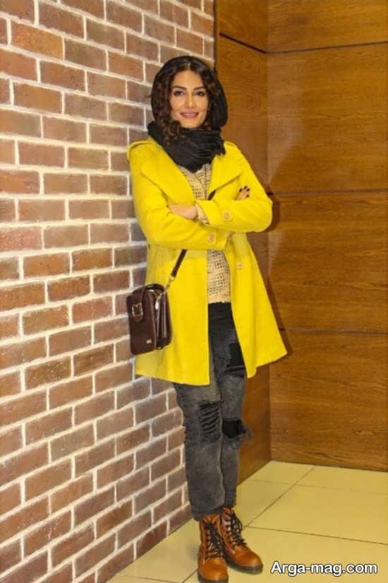 مهسا باقری در فیلم فجر 96