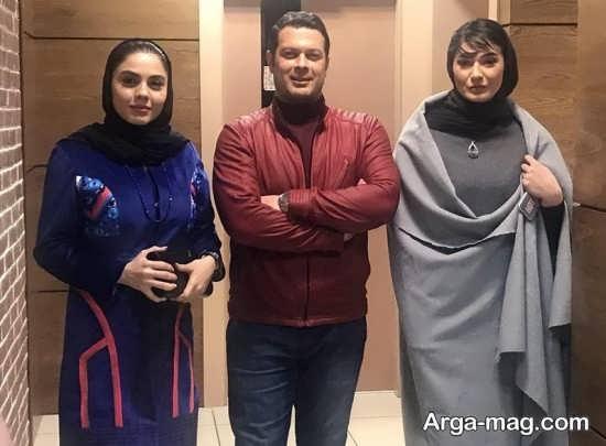پوشش بازیگران زن در جشنواره فجر سال 96