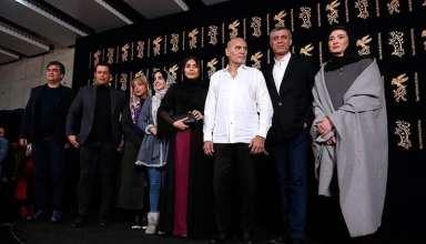 پوشش بازیگران زن در جشنواره فجر