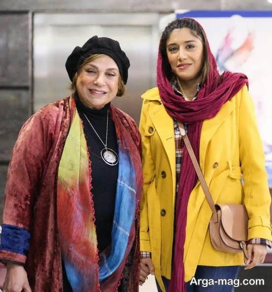 پوشش گوهر خیر اندیش در جشنواره فجر 96
