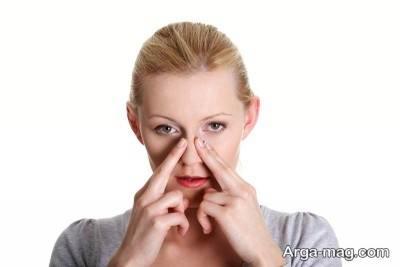 برطرف کردن گرفتگی بینی با روش های خانگی