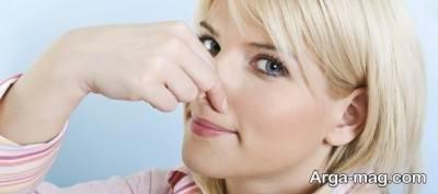 گرفتگی بینی را با این روش ها رفع کنید