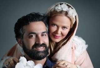 بهاره رهنما ولنتاین را با همسر جدیدش جشن گرفت+عکس