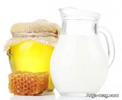 فواید رژیم لاغری شیر و عسل برای بدن