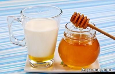 خواص رژیم لاغری شیر و عسل