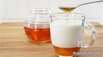 برنامه رژیم لاغری شیر و عسل