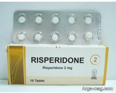 ریسپریدون در بارداری و شیردهی