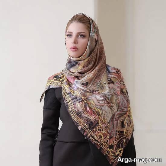 روسری جدید و مد سال
