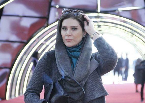 عکس های تازه منتشر شده از سحر دولتشاهی در سینما فرهنگ