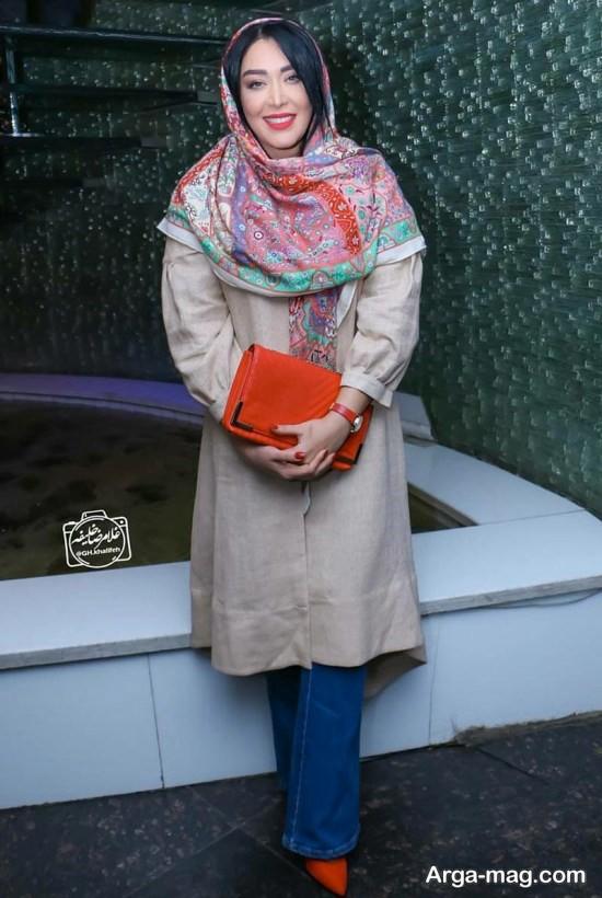 سارا منجزی پور در بهمن 96