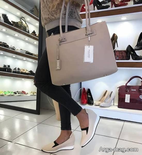 مدل کیف و کفش ست فانتزی