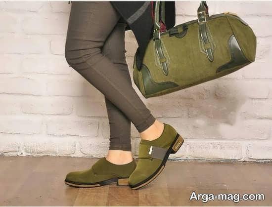 کیف و کفش ست لاکچری