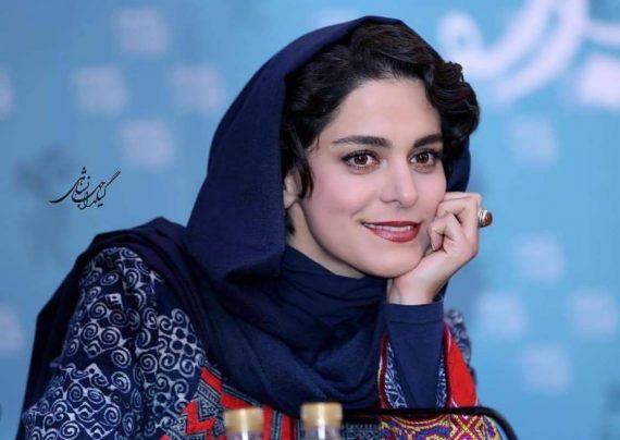 بازیگر نقش آذر در سریال شهرزاد به جشنواره فجر رفت+عکس