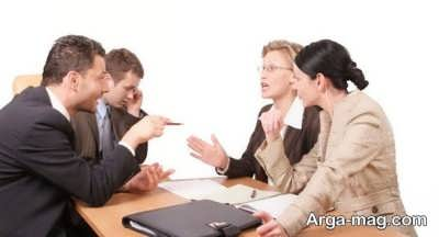 کم کردن ترس حرف زدن در جمع