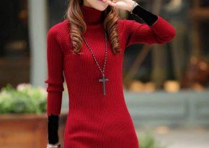 مدل تونیک اسپرت دخترانه قرمز