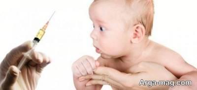 واکسن شش ماهگی نوزاد و اطلاعات مهم آن