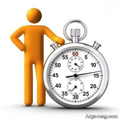 راهکارهای مدیریت کردن زمان