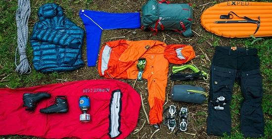 لباس های مناسب برای کوهنوردی