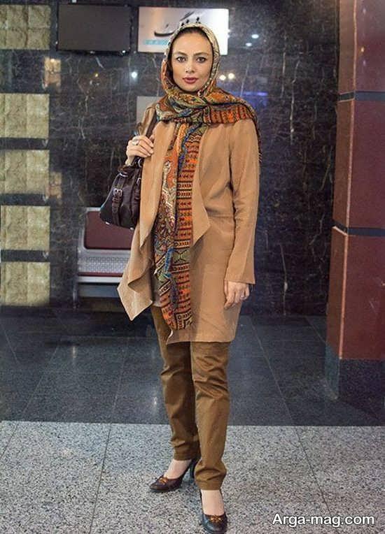 خانم ناصر بازیگر ایرانی