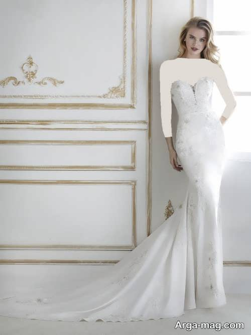 مدل لباس عروس زیبا و جذاب 97