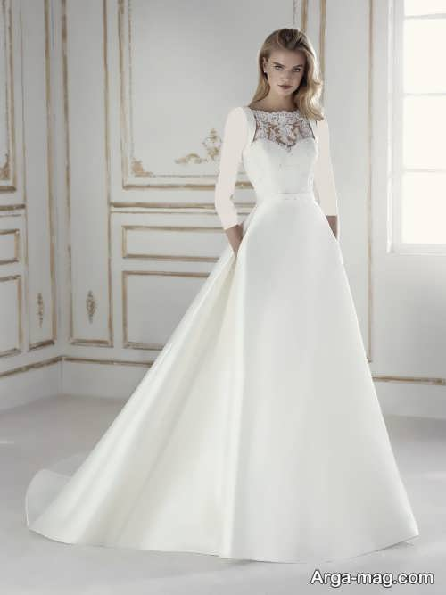 مدل لباس عروس 97 شیک و جذاب