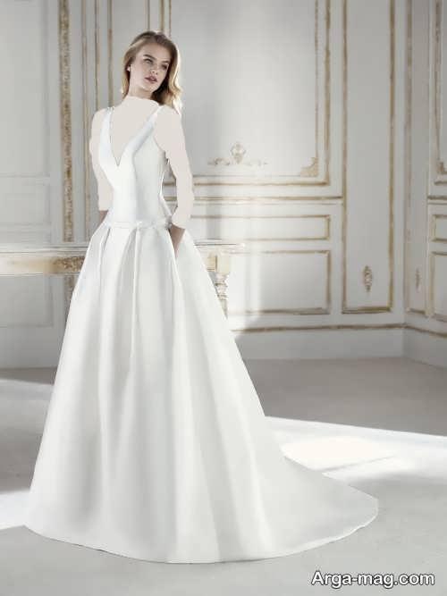 لباس عروس شیک و جذاب
