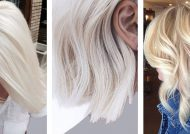 رنگ موی ترکیبی روشن