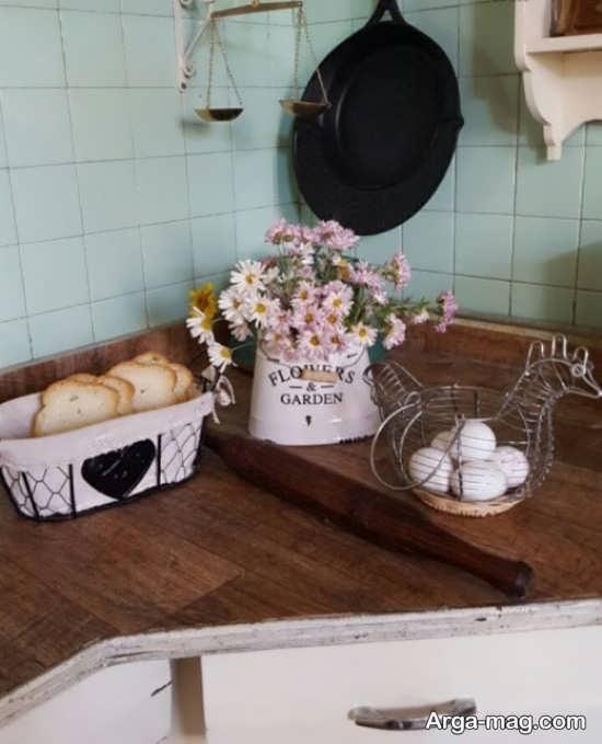 تزئینات خلاقانه در آشپز خانه
