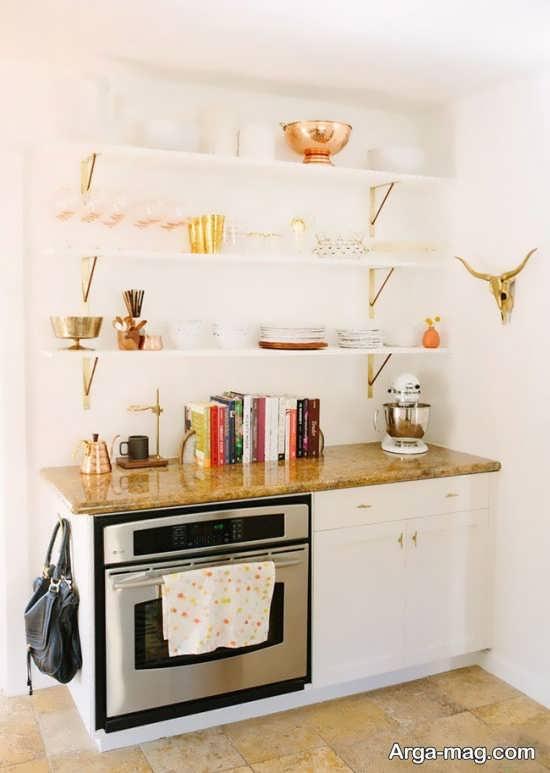 خلاقیت در آشپزخانه منزل