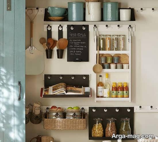خلاقیت جالب در آشپز خانه