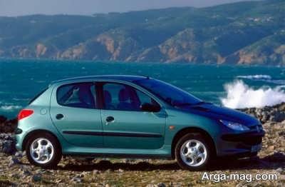 تیپ 6 خودرو پژو