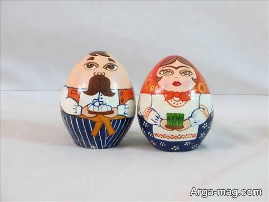متفاوت ترین رنگ آمیزی تخم مرغ